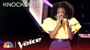 The Voice 2018 Knockout Christiana Danielle Elastic Heart