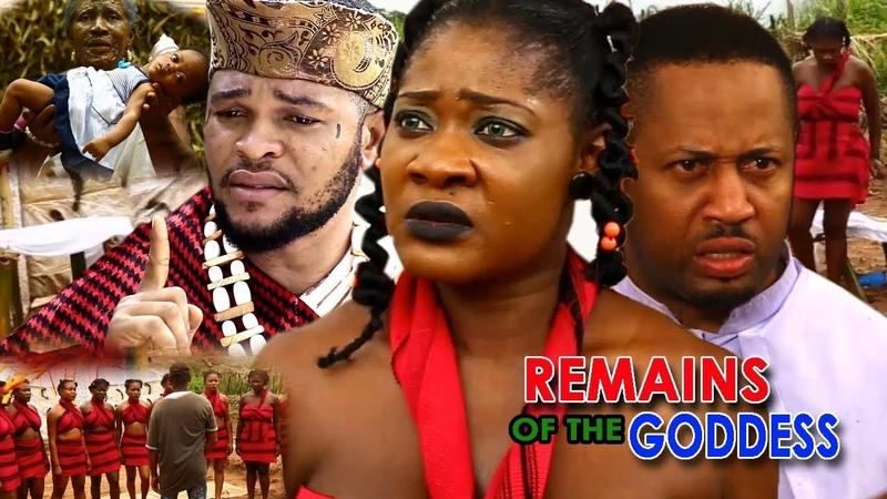 Remains Of The Goddess Season 1 - Mercy Johnson 2018 Latest Nigerian Nollywood Movie | Full HD