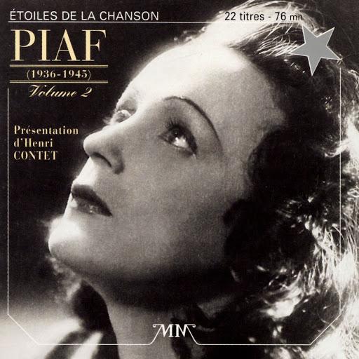 Эдит Пиаф альбом 1936-1945 vol 2