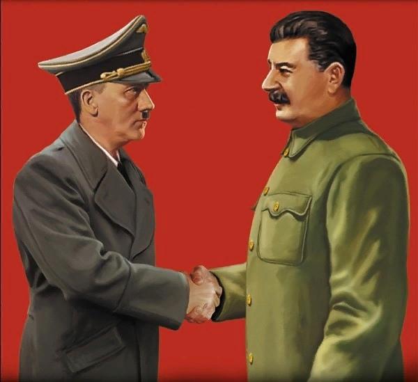 Сталин и Гитлер все-таки встречались