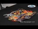 Sublimation Printing Process With Roland Versa Cut and Print Machine