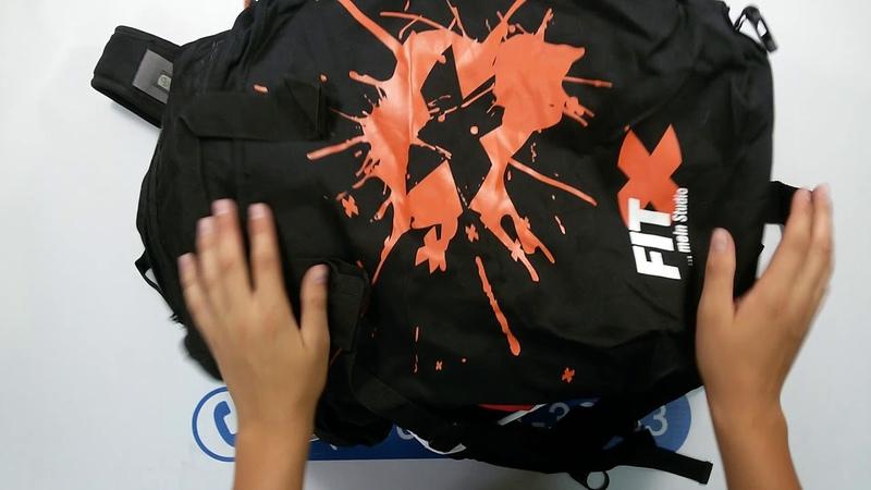 1337 Backpacks Mix (10 kg) 3пак - сумки/рюкзаки микс Англия