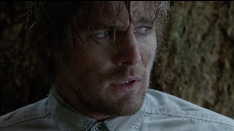 Оливер Куин пытается выжить на острове