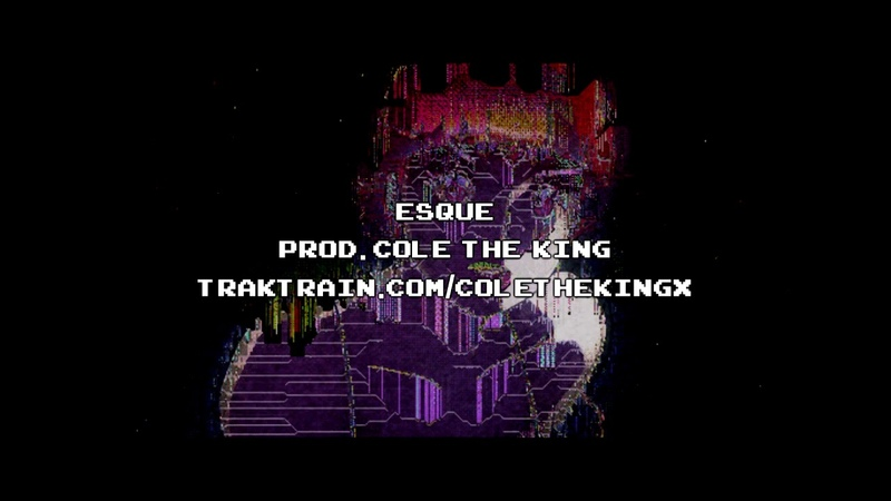 [SOLD] KAMIYADA x VIRUS x SCARLXRD DISTORTED 808 TYPE BEAT 2018 - Esque [PROD. COLE THE KING]