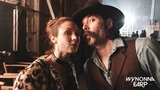 Wynonna Earp 2x06 Behind The Scenes