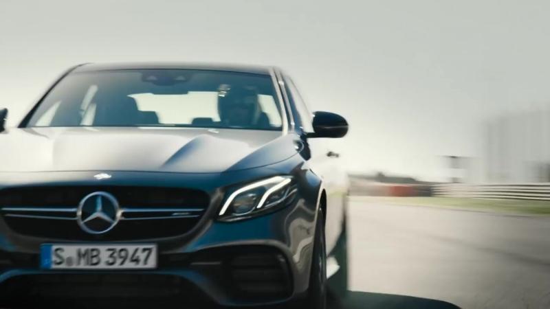 The new Mercedes-AMG E 63 S 4MATIC – Trailer – Mercedes-Benz original