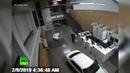 Автомобиль заехал в холл полицейского участка в Лос Анджелесе видео
