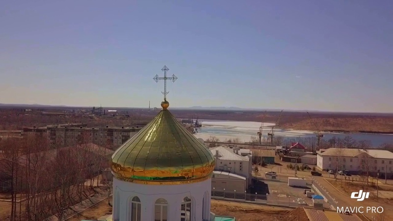 Советская Гавань 26 Апреля 2019 год Видео Дмитрия Сёмина