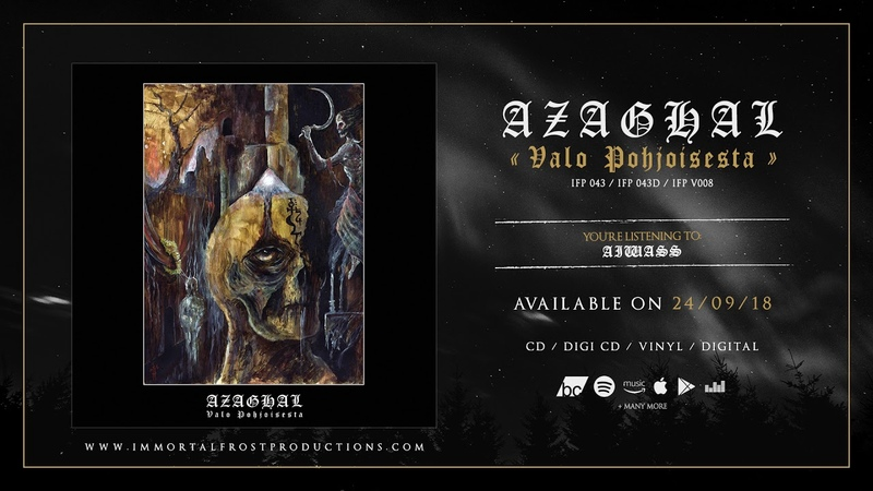 Azaghal AIWASS Official Track Stream