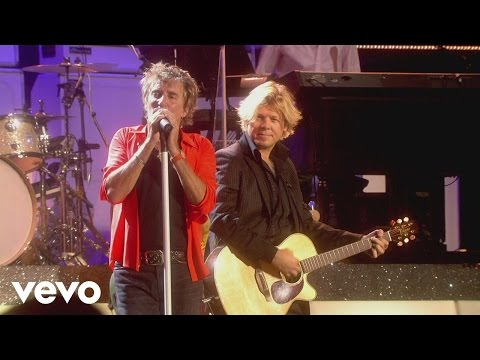 Rod Stewart Reason to Believe from One Night Only