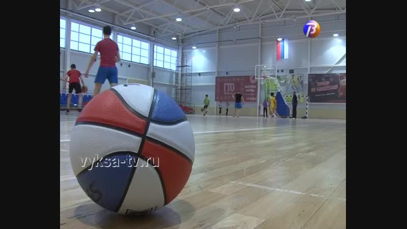 Выкса-МЕДИА: о спортивных секциях в ФОКе