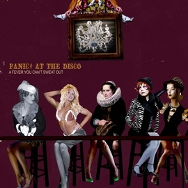 Panic! At The Disco альбом A Fever You Can't Sweat Out