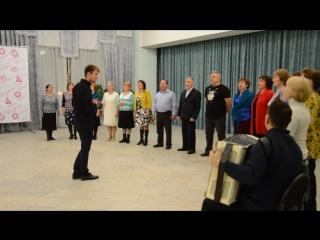Народный ансамбль удмуртской песни