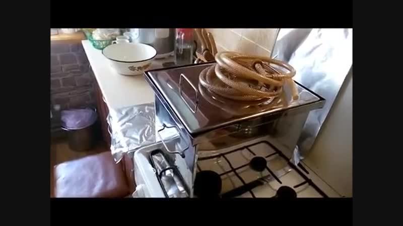копчение мяса на мини-коптильне в домашних условиях