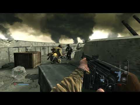 Прохождение Medal of Honor: Airborne. Часть 6 Зенитная башня [ФИНАЛ]