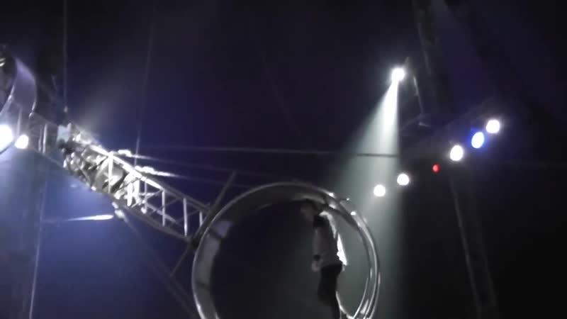 Цирковое представление группы КОБЗОВ в Лисичанске ПОЛНОЕ ПРЕДСТАВЛЕНИЕ