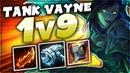 TANK VAYNE vs THE WORLD 😎 Voyboy