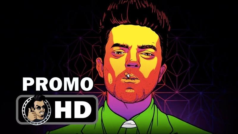 PREACHER Season 3 Official Promo Trailer