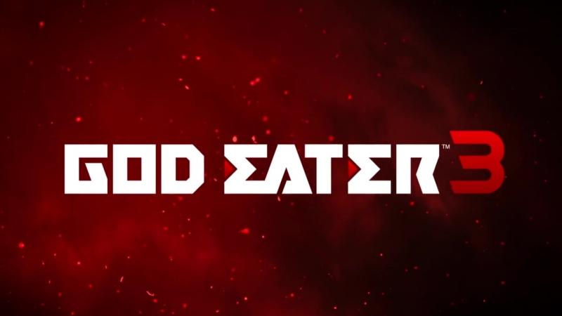 GOD EATER 3 - отрывок опенинга.