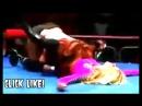 Cat fight Muscular Women Wrestling for Dominance