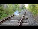 [Бабах-ТВ] Что будет если дымовую шашку зажечь в стеклянной бутылке