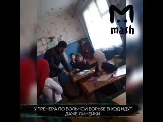 Шамиль Омаров в Дагестане готовит 11-й класс к ЕГЭ
