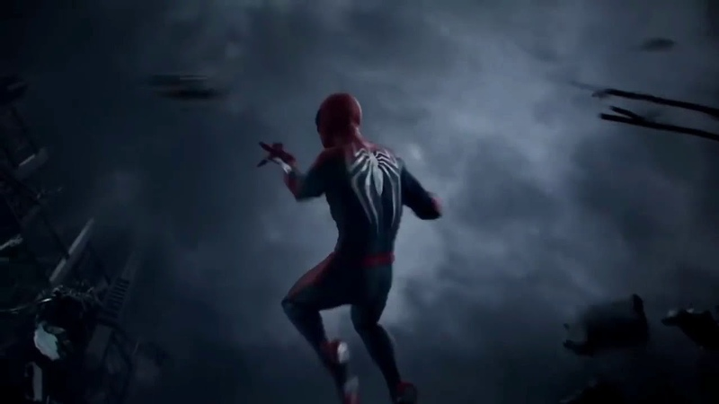 SPIDER MAN Official Commercial Trailer 2018 игртрейлер