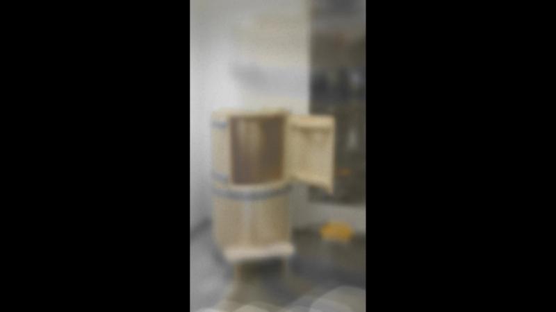 Кедровая фитобочка