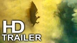 GODZILLA 2 Rodan Vs King Ghidorah Trailer NEW (2019) King Of The Monsters Action Movie HD