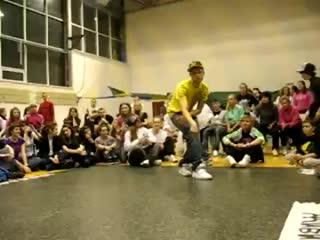 LA 1/16 Stas Vegas, Сергей Ерёменко, Kiwi_KHARKOV DANCE CHAMPIONSHIP 2010
