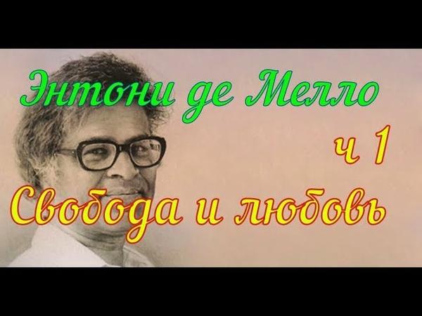 Энтони де Мелло ч 1Свобода и любовь (NikOsho)
