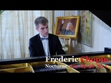 Фредерик Шопен - Ноктюрн №13 19.05.2018 Николай Васильев (фортепиано)