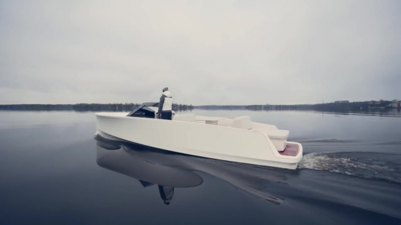 Q Yachts - Q30 Electric Motorboat Introduction
