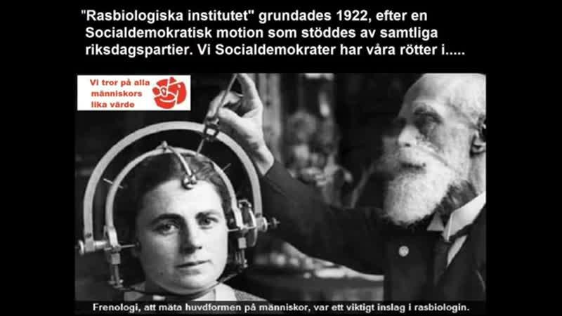 Socialdemokraternas bruna sida!