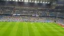 "Real Madrid vs Getafe 2-0. Inno ""Hala Madrid y nada mas"""