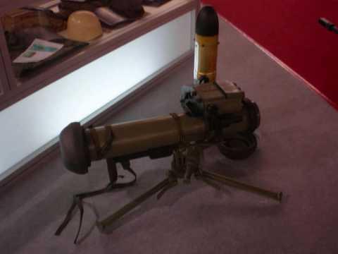 Serbian Anti-Tank Weapon - THE BUMBAR