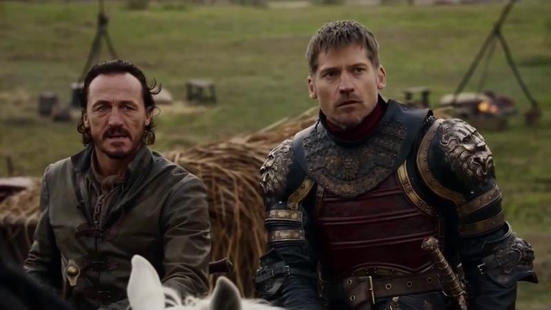 Dothraki Drogon VS Lannisters - Game of Thrones Season 7 Episode 4