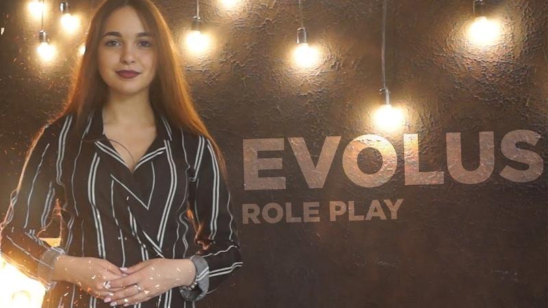 Промо-ролик проекта Evolus Role Play [SAMP]