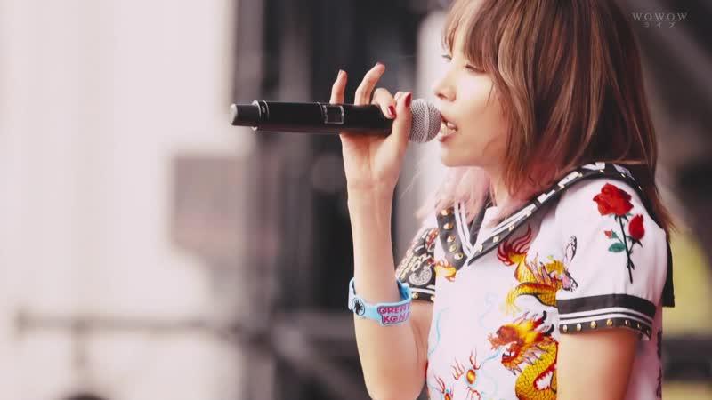 LiSA - Kishidan Banpaku 2018 (WOWOW Live 2018.11.23)
