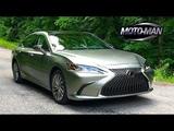 2019 Lexus ES 350 &amp Lexus ES300h Hybrid TECH REVIEW A High Tech volume Lexus . . . (1 of 3)
