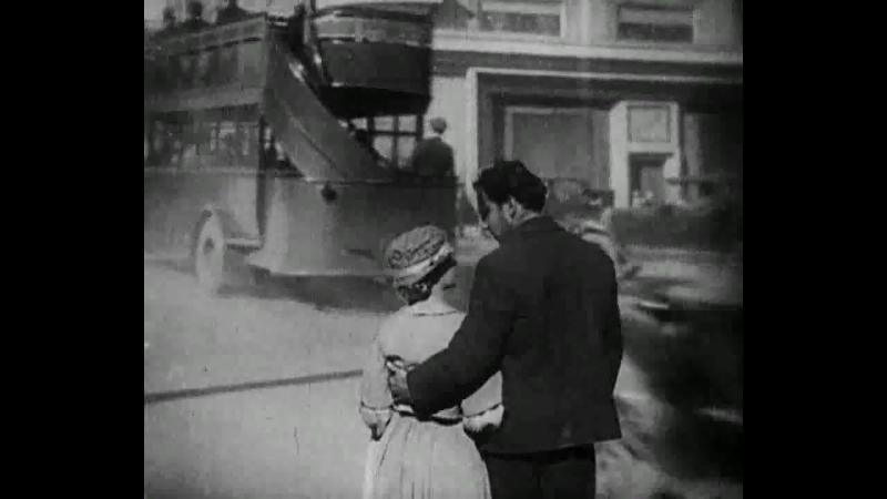 Восход солнца / реж.. Фридрих Вильгельм Мурнау / 1927г.