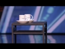 Wes P Naked Man Attempts Teacup And Tablecloth Trick Americas Got Talent 2018