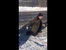 Пьяный мужик напал на ДПС ников Прикол ржач пьяный мужик показывает кунг