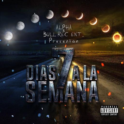 Альфа альбом 7 Dias a la Semana