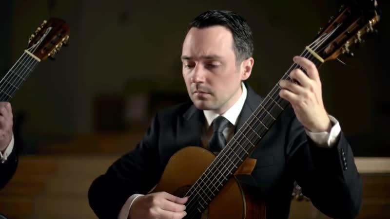 Alessandro Marcello - Concerto in D minor - Drew Henderson Michael Kolk