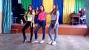 Танець Сучасні ритми виконують учні 7-х кл. ЗОШ №3, Борислав