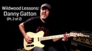 Wildwood Story Time / Inspired Lick • Danny Gatton Pt. 2 of 2