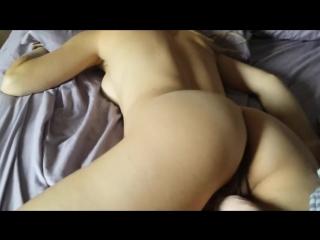 Waking up to Big Dildo and Squirting all over - Pornhub.com