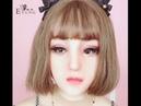 2018 new Emily silicone female mask video
