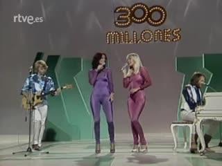 ABBA - Voulez-Vous / Spanish TV / 1979